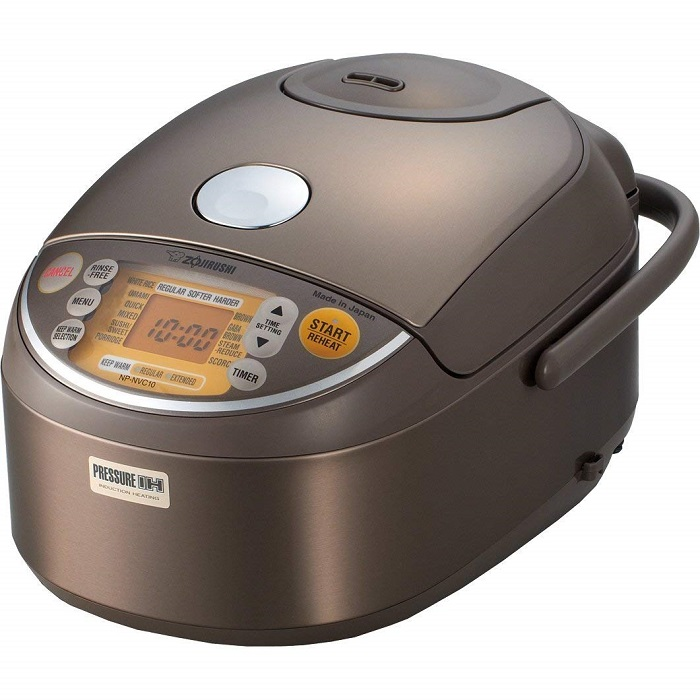 brown cooking device