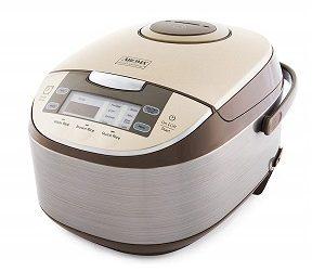 brown cooker